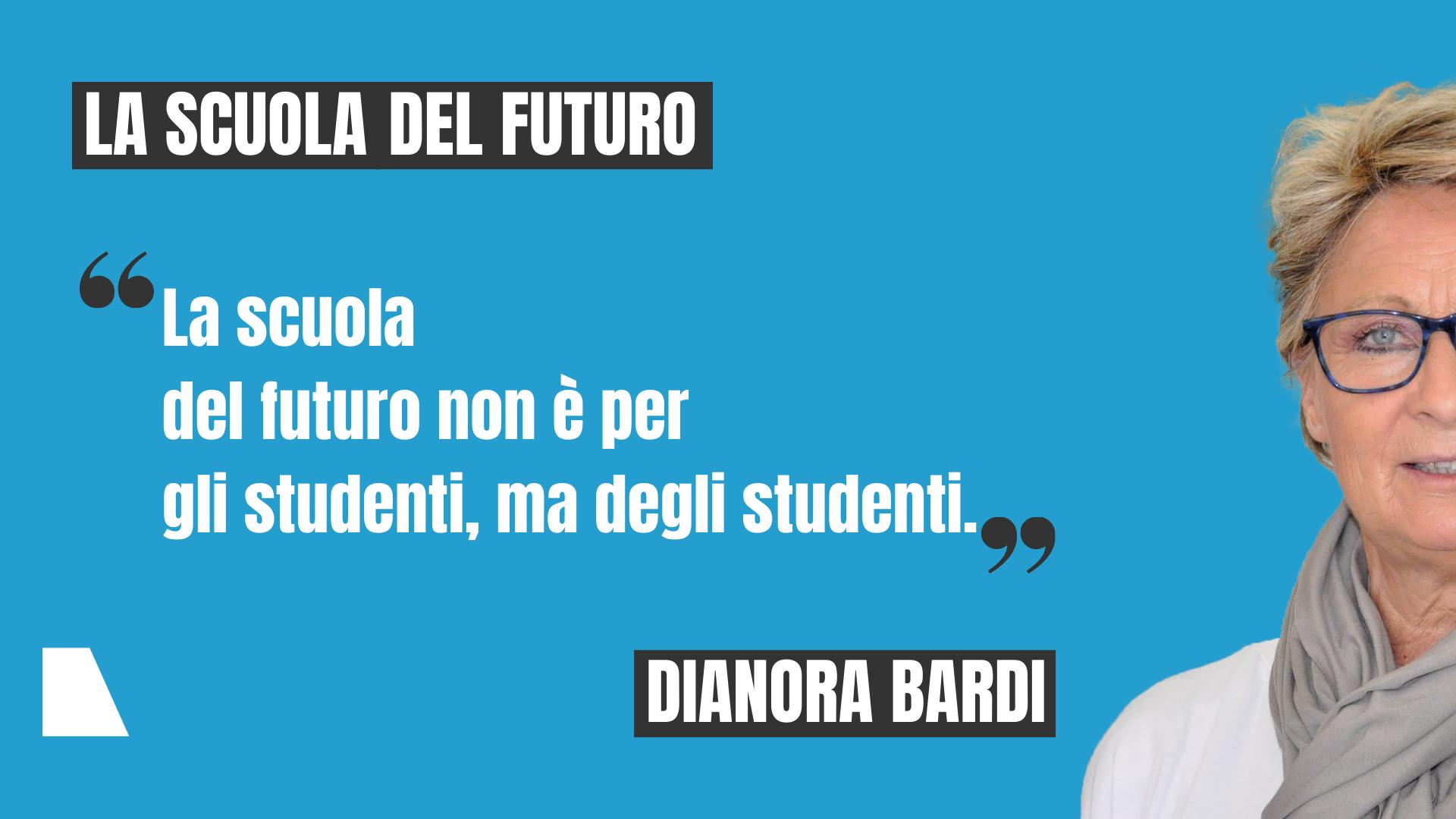 Dianora Bardi impara digitale
