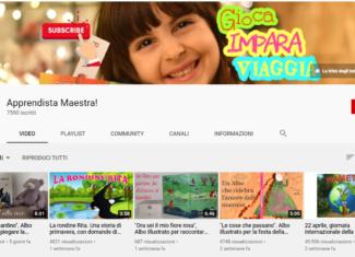 La DaD si fa su YouTube: il progetto della maestra apprendista
