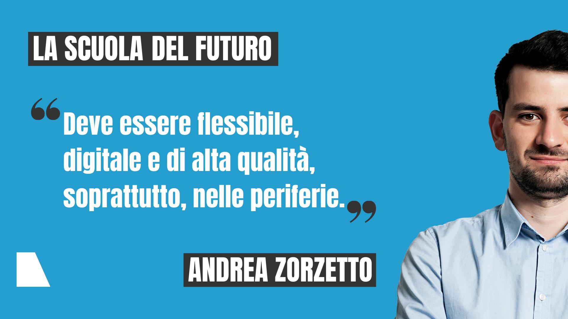 Andrea Zorzetto Poliferie