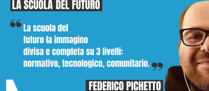 La scuola è la comunità del futuro