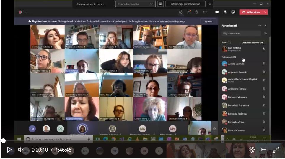 formazione docenti Microsoft Teams