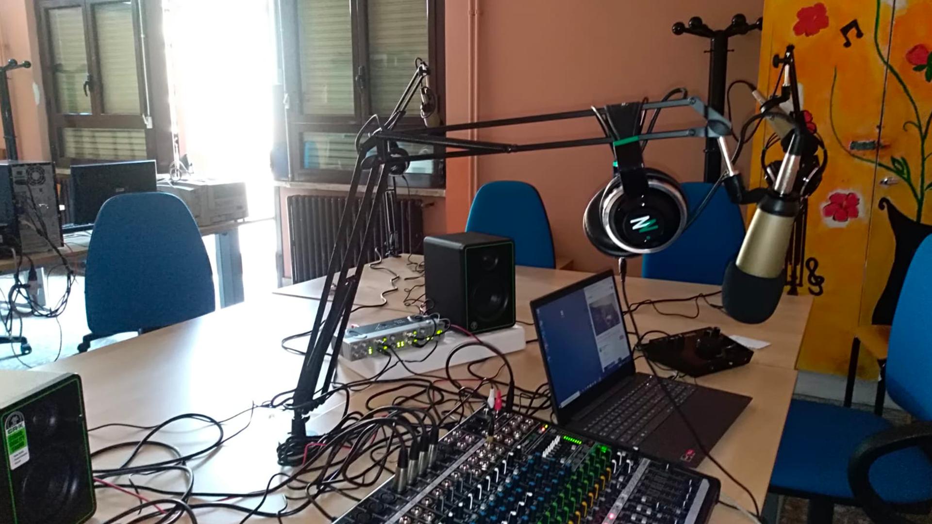 web radio MLKING
