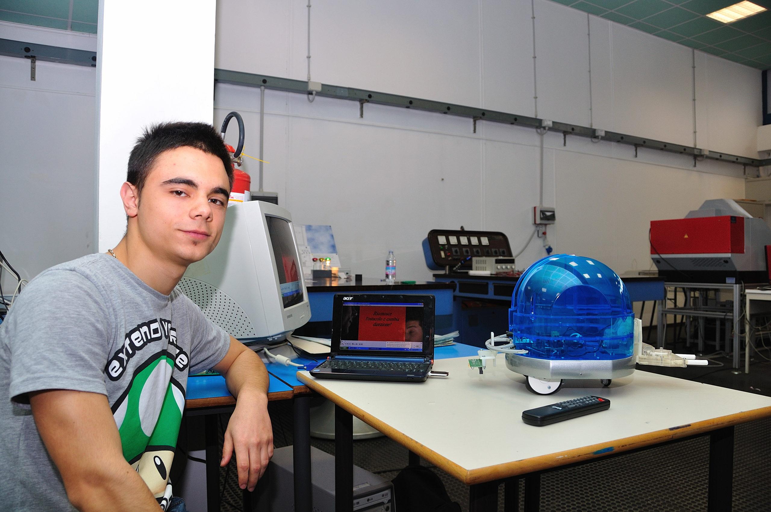 Istituto Tecnico Industriale G.M. Angioy Sassari didattica digitale