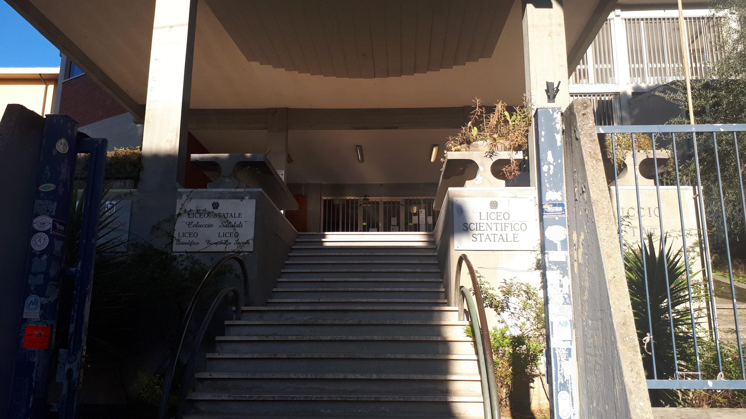 DaD Liceo Coluccio Salutati