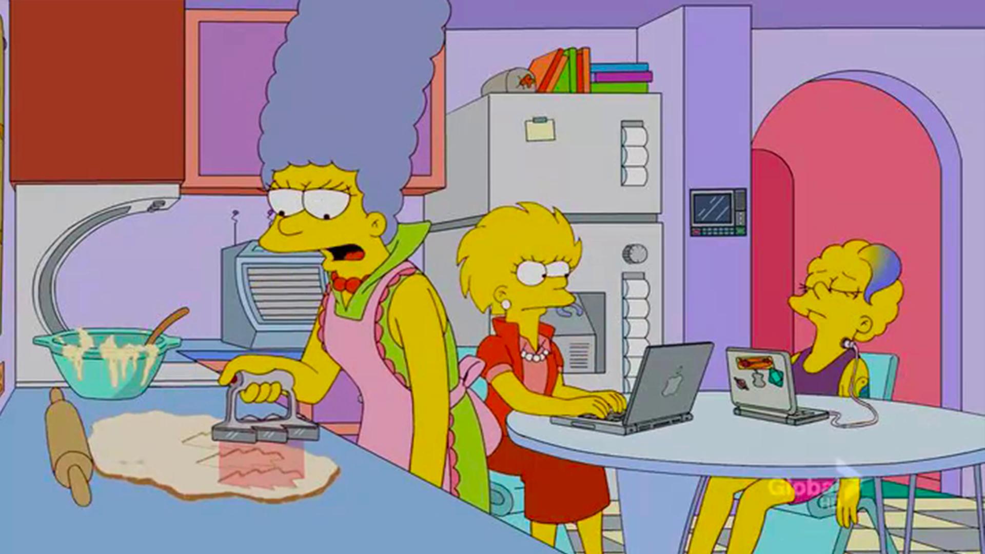 Simpson didattica a distanza