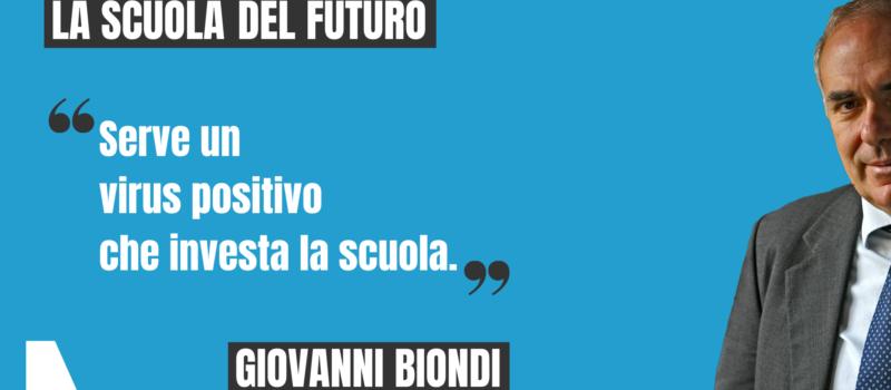 La scuola del futuro deve cambiare metodo