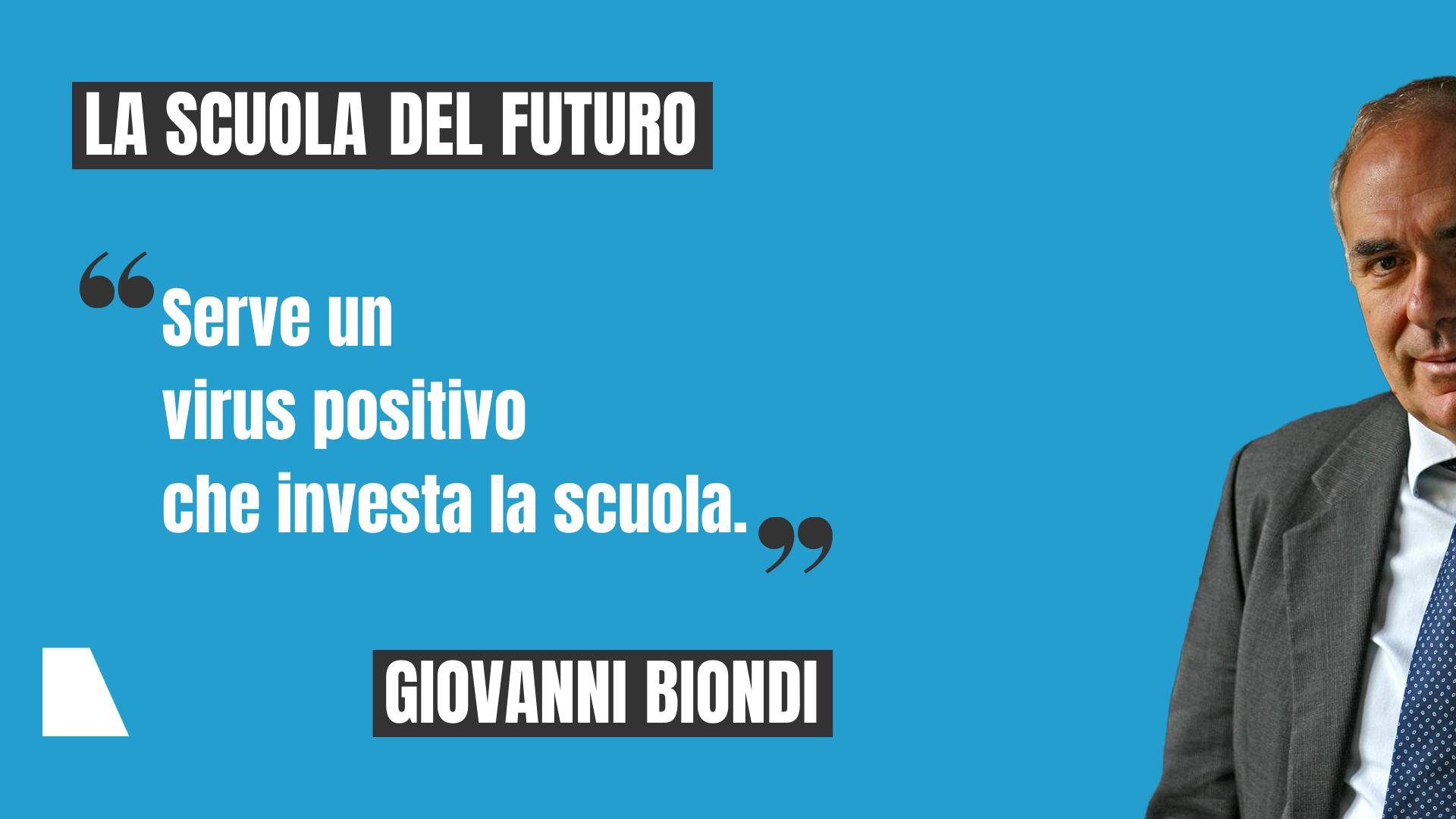 Giovanni Biondi Indire