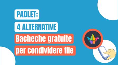 Le app gratuite alternative a Padlet