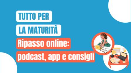 Ripassare per la maturità: app e siti utili